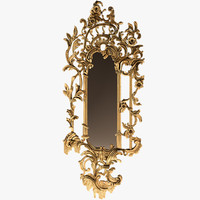 jumbo marcame mereville mirror 3d obj