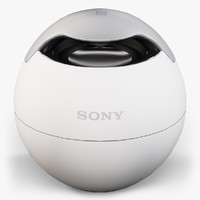 sony srs-btv5 5 3d max