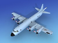 orion lockheed p-3 obj