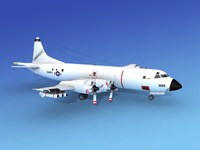 3d orion lockheed p-3 navy