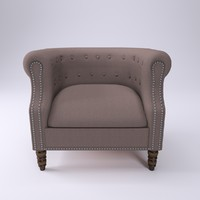 maya beddington parisian armchair