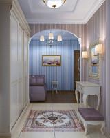 corridor hallway 3ds