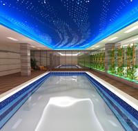 3ds max swiming pool