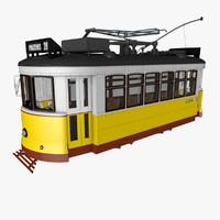 cinema4d lisbon tram