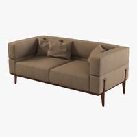 max giorgetti ago sofa