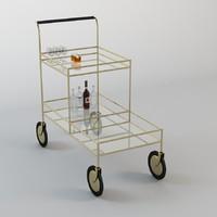 3d cart bars