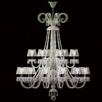 3d model jumbo chandelier cha-boh 333