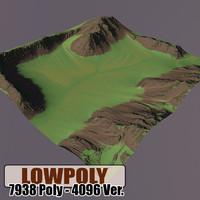 3ds max level terrain
