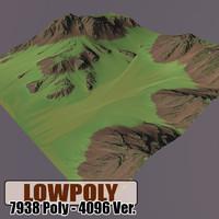 level terrain 3d max