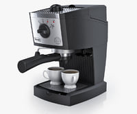 coffee maker longhi ec 155 max