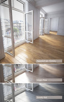 3ds max wood flooring