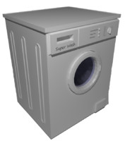 3ds washing machine