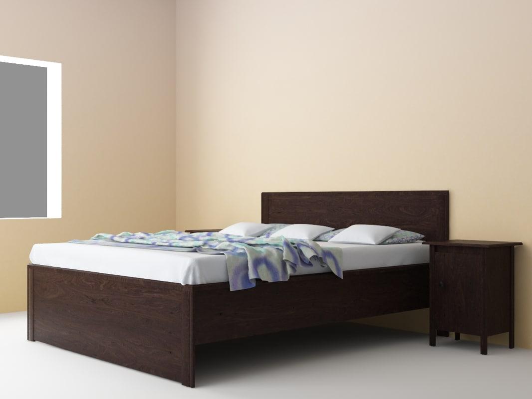 Brusali Bed Frame