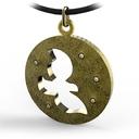 charm necklace 3D models