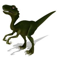 3ds dinosaur dino