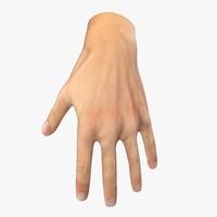 hand skin type 1 3ds