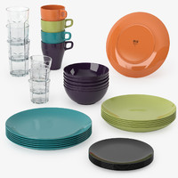 Ikea Dishes