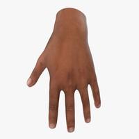 maya hand skin type 5