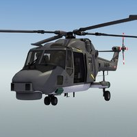 Mk88A Lynx Helicopter