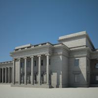 palace 3d max