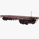 railcar 3D models