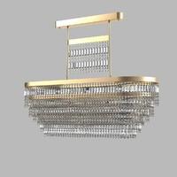 Faustig Crystal Swarowski Lamp