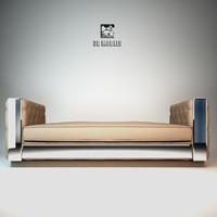 visionnaire magnolia sofa 3d max