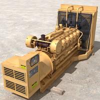 maya diesel generator