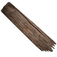maya plank stick wood
