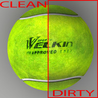 maya tennis ball