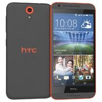 htc desire 820 mini 3d model