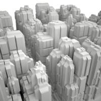 city scape max