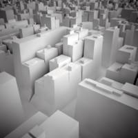 cityscape landscape town max