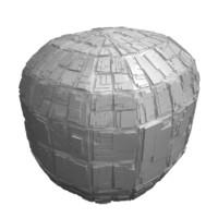 maya object sci fi