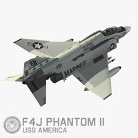 f4j phantom ii 3d model