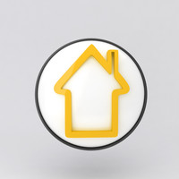 cap house icon