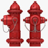3ds max hydrant scanline