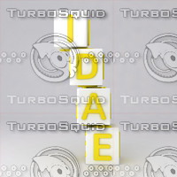 icon idea 3d max