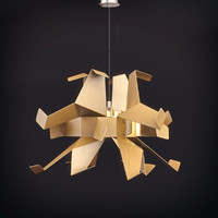 Pallucco Glow mini chandelier