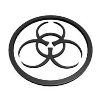 3ds symbol biohaard
