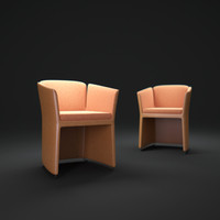 simon-chair 3d model