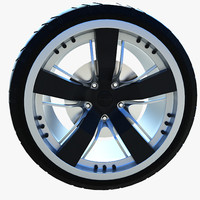 Consept Wheel From Chevrolet Camaro