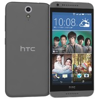 htc desire 620 dual 3d model