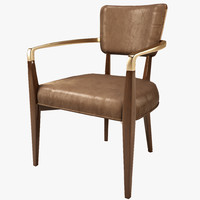 century furniture elton desk chair 3d max