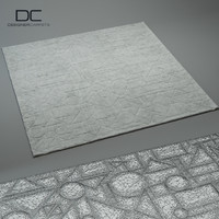 carpet design 3d max