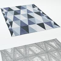 3ds max carpet rug