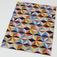 3d model carpet rug