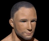 3d model male ready