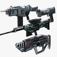 FPS Weapon pack