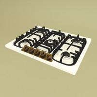 hob restart elp 043 3d model